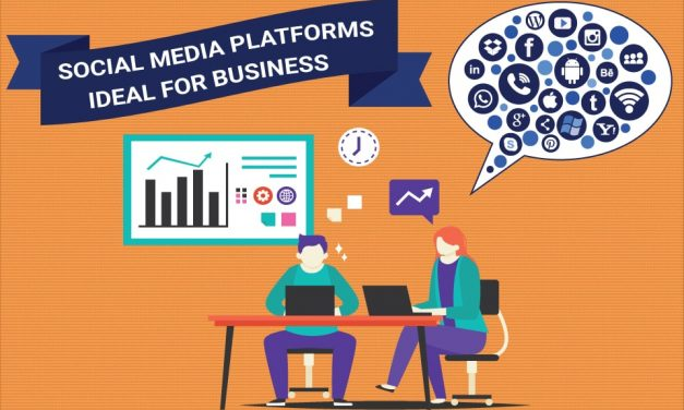 3 Social Media Platforms Ideal For Business